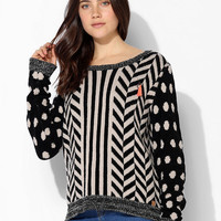 Numph Joe Sweater - Urban Outfitters