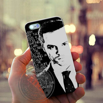 Jim Moriarty Famous Quote Case for Iphone 4, 4s, Iphone 5, 5s, Iphone 5c, Samsung Galaxy S3, S4, S5, Galaxy Note 2, Note 3.