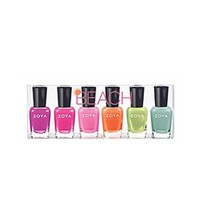 Zoya Nail Polish Beach Collection Set (unboxed)