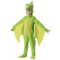 Tiny Dinosaur Costume - Toddler (Stone/Green)