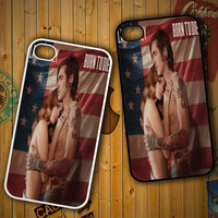 Lana Del Rey Born To Die Album X0057 LG G2 G3, Nexus 4 5, Xperia Z2, iPhone 4S 5S 5C 6 6 Plus, iPod 4 5 Case