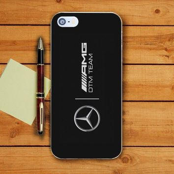 Mercedes phone case AMG Phone Case DTM Team hard case cover for iPhone 5 6 7 8 X