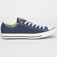 Converse Chuck Taylor All Star Low Mens Shoes Navy  In Sizes