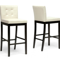 Prospect Cream Modern Bar Stool [ybss-bt]