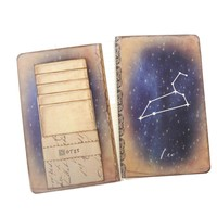 Leo Journal - Zodiac Constellation Diary - Horoscope Notebook