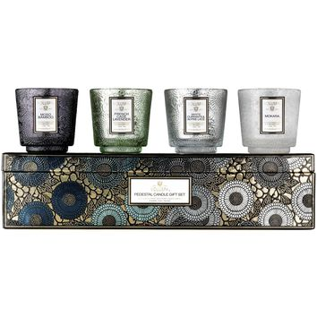 Voluspa Cool Tones Candle Gift Set