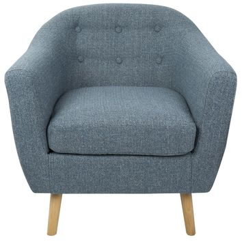 Rockwell Chair Blue