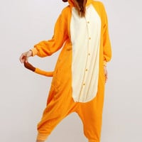 Lion Animal Adult Kigurumi Onesuit