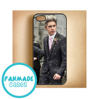 Niall Horan suit iPhone 4/4s 5/5s/5c & iPod 4/5 Rubber Case