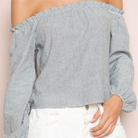 Theia Top - Brandy Melville