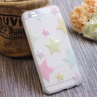 Stars Case Cover for iphone 5s 6 6s Plus Gift 199