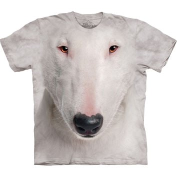 Bull Terrier Face T-Shirt