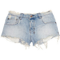 Ksubi | Alberceque distressed denim shorts | NET-A-PORTER.COM
