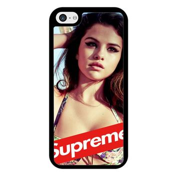 Selena Gomez Supreme iPhone 5/5S/SE Case