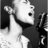 Billie Holiday Black and White Music Poster Print Posters - AllPosters.co.uk