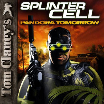 Splinter Cell Pandora Tomorrow - Playstation 2 (Game Only)