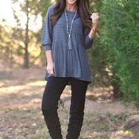Just My Luck Top | Monday Dress Boutique