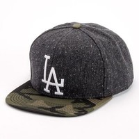 Dodgers Powder Snapback Hat