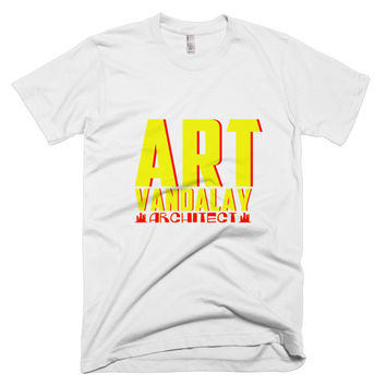 Art Vandalay: Architect Men's T-Shirt