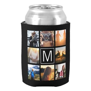 Monogram 8 Frame NGL Can Cooler