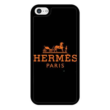 Hermes Logo 2 iPhone 5/5S/SE Case