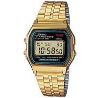 Casio A159wgea-1ef Watch - Gold at Urban Industry
