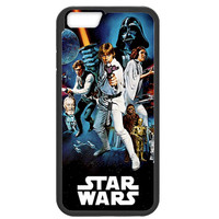 "Star Wars Movie Poster TPU+PC Case For iPhone 6/6s PLUS (5.5"")"