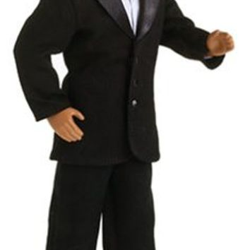Handsome Groom Barbie Doll African American