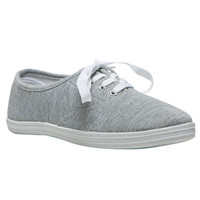 Solid Tennis Shoe | Wet Seal