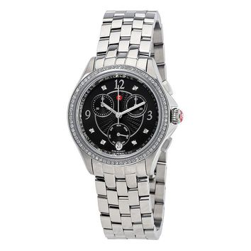 Michele Belmore Chronograph Ladies Watch MWW29B000004