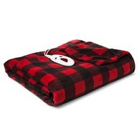 Biddeford Heated Microplush Throw : Target