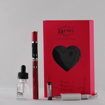 Marilyn Monroe Pink Vape Pen Starter Kit with E Juice