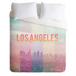Catherine McDonald Los Angeles Duvet Cover