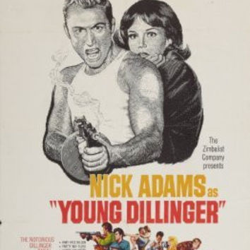 Young Dillinger Movie Poster 24inx36in (61cm x 91cm)