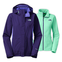 WOMEN'S CLAREMONT TRICLIMATE® JACKET | Shop at The North Face