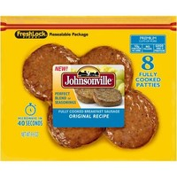 Johnsonville Patties  3 pk