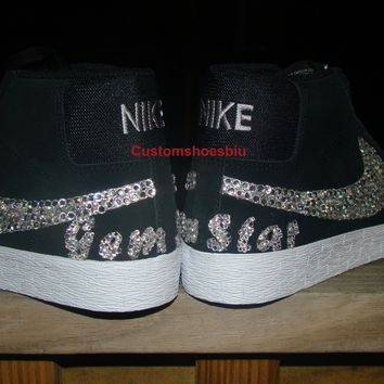 Personalized Nike Blazer SB with Your Name