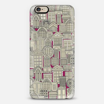 windows pink iPhone 6s case by Sharon Turner   Casetify