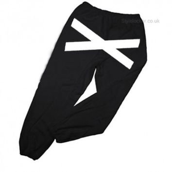 XO Cross Sweatpants