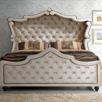 Diamond King Canopy Bed