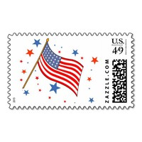 The Flag Stamps