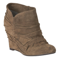 Nine West: Booties  All Booties  Revvedup - wedge bootie