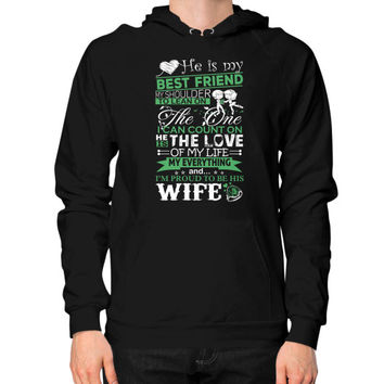 He is my best friend Hoodie (on man)
