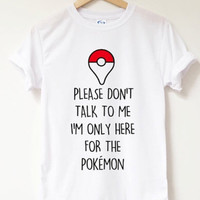 Pokemon Go shirt