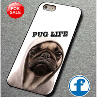 Funny Pug Life for iphone, ipod, samsung galaxy, HTC and Nexus PHONE CASE
