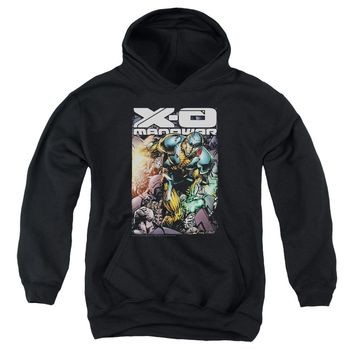 Xo Manowar - Pit Youth Pull Over Hoodie