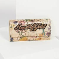 Free People Heart of Gold Wallet