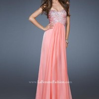 La Femme 18342 at Prom Dress Shop