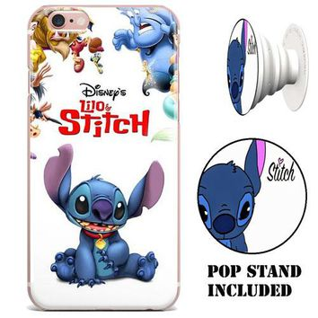 Disney's Lilo & Stitch Case for Apple iPhone 7