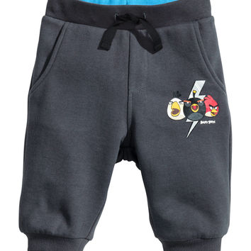 H&M - Sweatpants - Dark gray - Kids